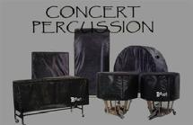 Protect your valuable percussion instruments